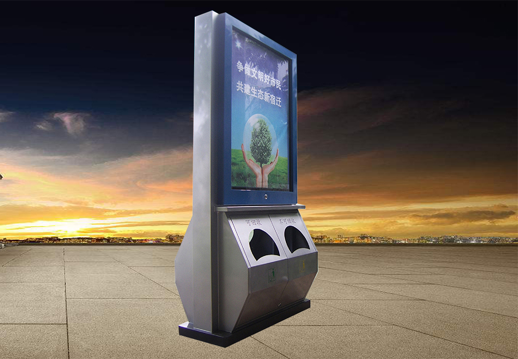 广告垃圾箱-13