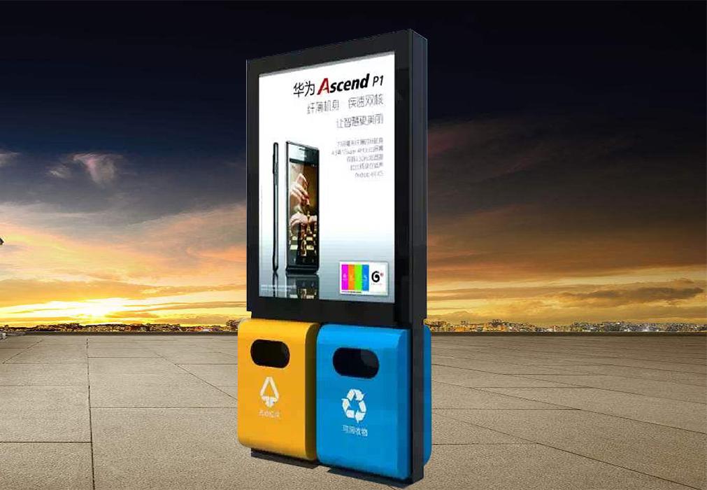 广告垃圾箱-15