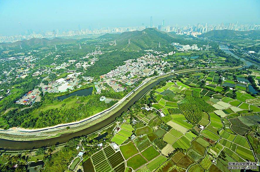 香港土地供不应求 四大发展商持约930万平方米农地